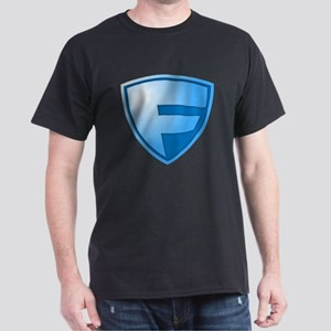 Super F Super Hero Design T-Shirt